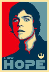 A New Hope - Luke Skywalker