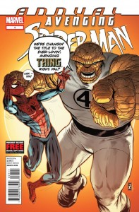 Avenging Spider-man Annual #1 (2012)