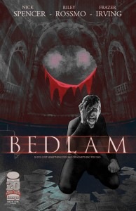 Bedlam #1 Cover