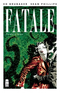 Fatale #9 Cover