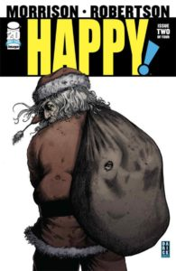 Happy #2 Cover
