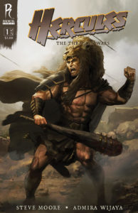 Hercules: The Thracian Wars cover