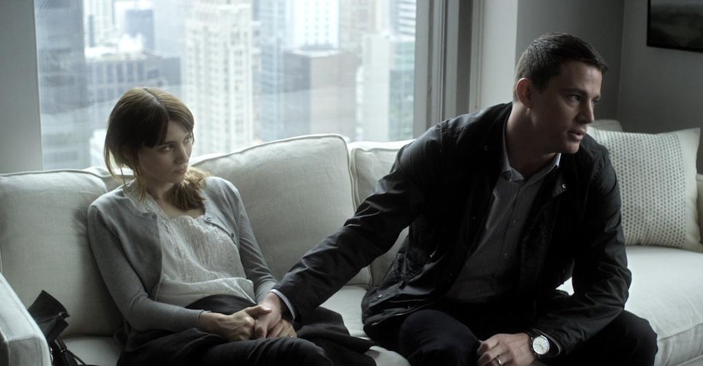 Side Effects - Channing Tatum and Rooney Mara