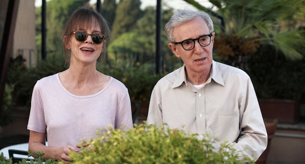 TO ROME WITH LOVE - JUDY DAVIS and WOODY ALLEN