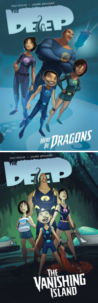 The Deep (Gestalt Comics)