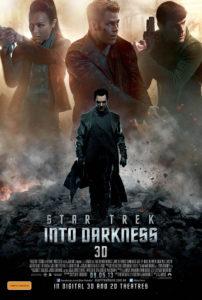 Star Trek Into Darkness - Australian poster