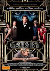 The Great Gatsby (2013) poster Australia