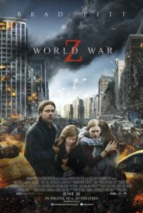 World War Z poster Australia