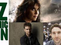 Oz Comic-Con 2014: Amanda Tapping, Robin Dunne and Brad Walker for Adelaide/Perth