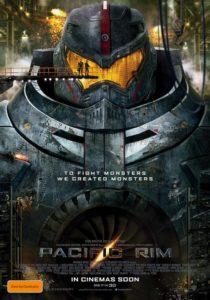 Pacific Rim poster (Australia)