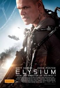 Elysium poster - Australia