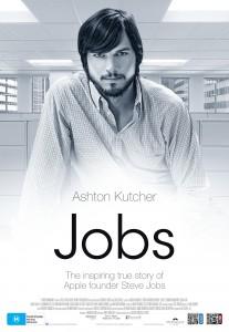 Jobs movie poster (Australia)