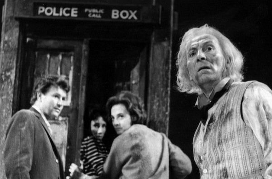 Doctor Who - An Unearthly Child