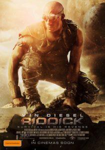 Riddick poster (Australia)