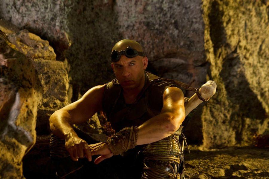 Riddick (Vin Diesel)