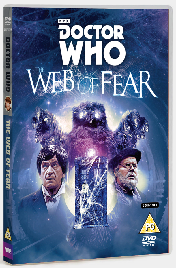 Doctor Who - Web of Fear DVD