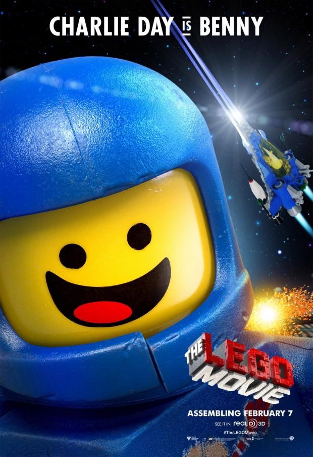 The LEGO Movie (2014) - Benny