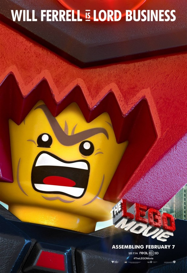The LEGO Movie (2014) - Lord Business