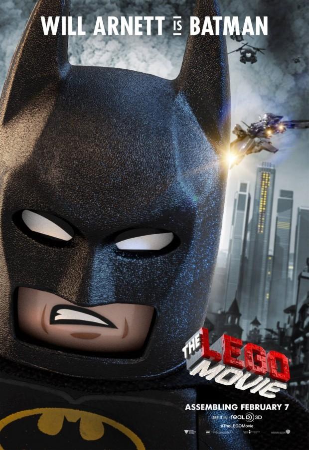 The LEGO Movie (2014) - Batman