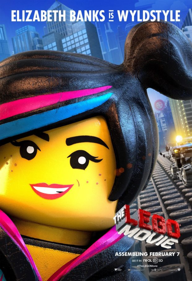 The LEGO Movie (2014) - Wyldstyle