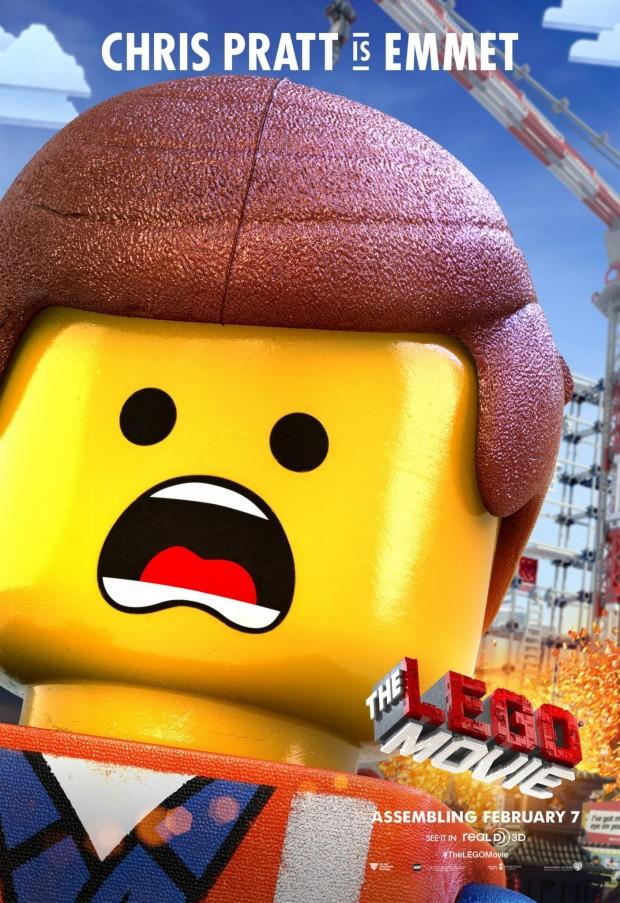 The LEGO Movie (2014) - Emmett