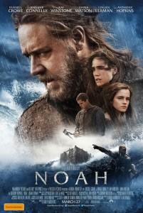 Noah (2014) - Australian poster