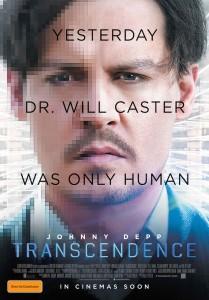 Transcendence poster (Australia)