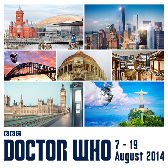 Doctor Who: World Tour 2014