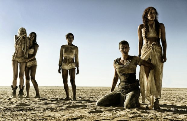 Mad Max: Fury Road - The Five Wives and Furiosa