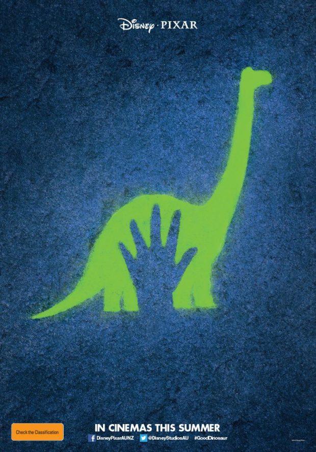 The Good Dinosaur - Teaser poster (Australia)
