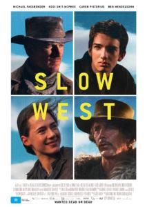 SLOW WEST - 2015 poster (Australia)