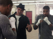 Creed (Michael B. Jordan and Sylvester Stallone)