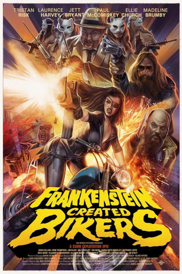 Frankenstein Created Bikers (Corlen Krueger)
