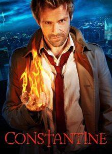 Constantine - Season 1 poster