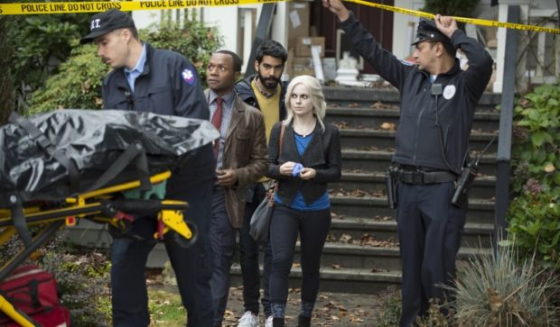 "iZombie - ""Virtual Reality Bites"" (© 2015 The CW Network, LLC. All rights reserved)"