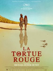 Red Turtle (La Tortue Rouge) poster