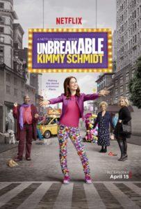 Unbreakable Kimmy Schmidt - Season 2 poster
