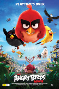 The Angry Birds Movie (2016) poster - Australia