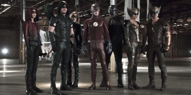 Arrow - Season 4 - Legends of Yesterday