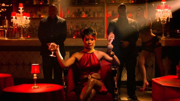 Jada Pinkett Smith as Fish Mooney (Gotham Season 1)