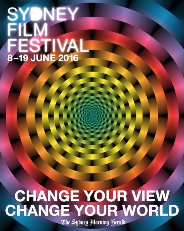Sydney Film Festival poster 2016