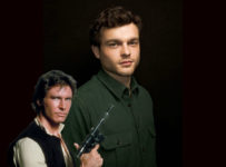 Alden Ehrenreich Cast as the Young Han Solo