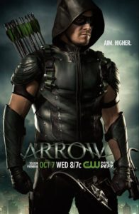 Arrow: Season 4 poster