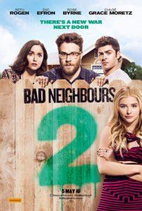 Bad Neighbors 2: Sorority Rising - Australian poster