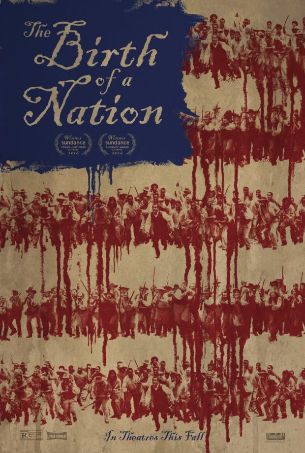 Birth of a Nation poster (2016)