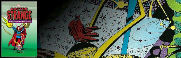 Doctor Strange: Marvel Masterworks