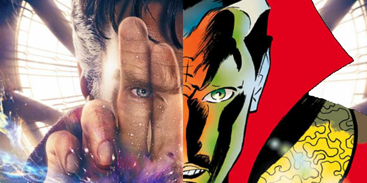 Doctor Strange: Where to Start Reading