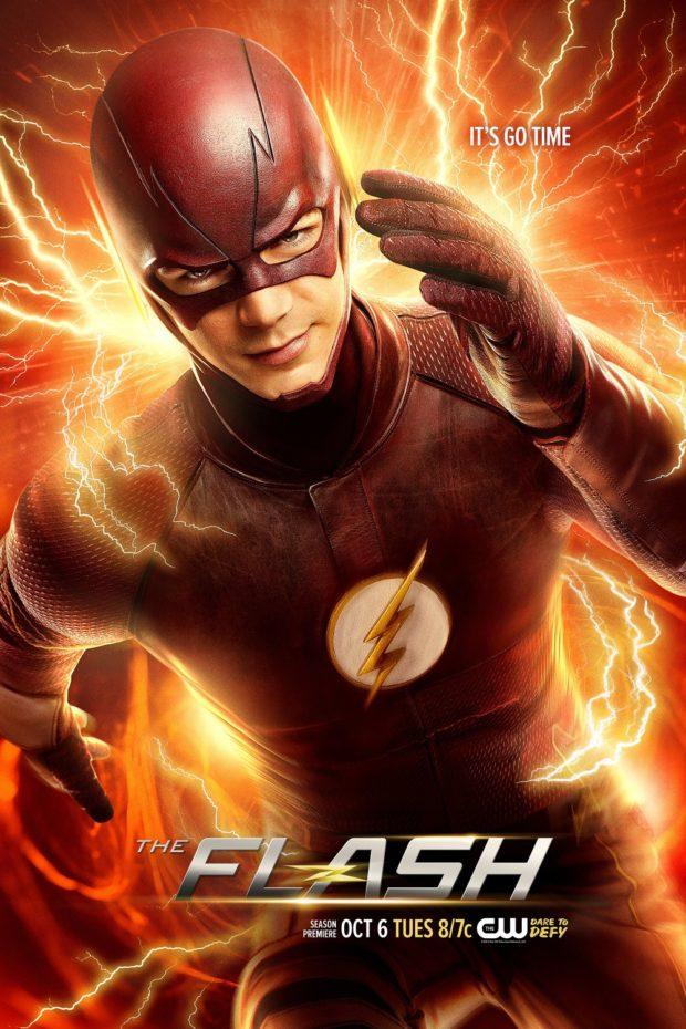 The Flash: Season 2 poster