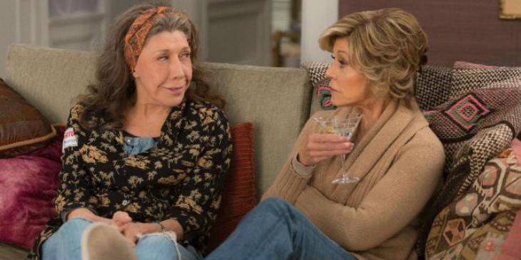 Grace and Frankie Season 2 (Lily Tomlin and Jane Fonda)
