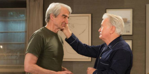 Grace and Frankie Season 2 (Sam Waterston and Martin Sheen)